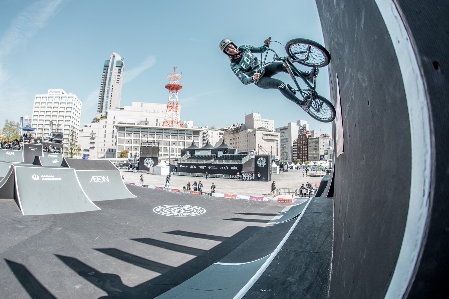 Terrible One BMX — Nina By The Numbers